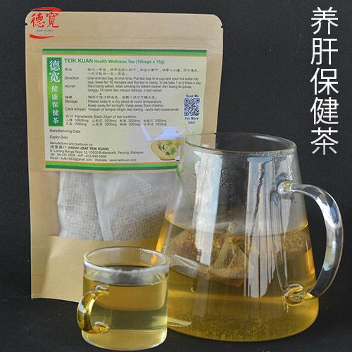 养肝保健茶